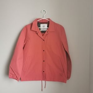 Hershel Supply Co Women's Coach Jacket